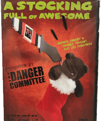 A Stocking Full of Awesome by The Danger Committee