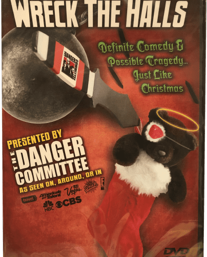 Wreck the Halls with Danger Committee